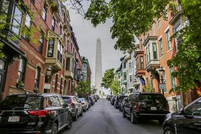 Boston Single Family Home For Sale: 40 Monument Avenue