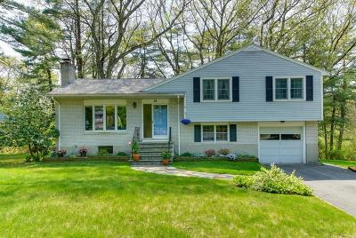 Sudbury Single Family Home Under Agreement: 95 Stone Rd
