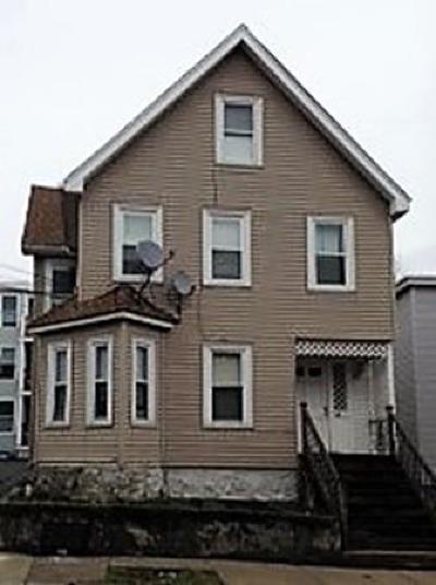 Malden Multi Family Home Under Agreement: 661 Cross St