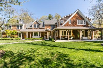 Cohasset MA Single Family Home For Sale: $1,695,000