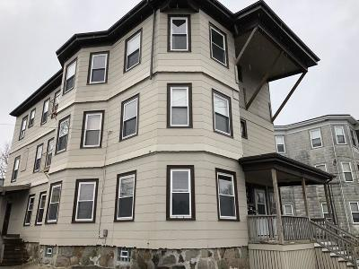 Brockton Multi Family Home For Sale: 312 Belmont St