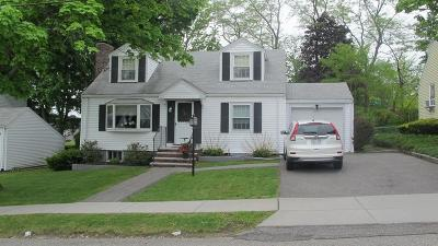 Watertown Single Family Home For Sale: 47 Puritan Rd