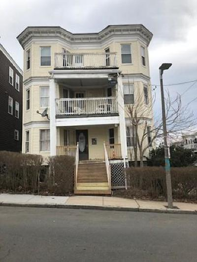 Boston Multi Family Home For Sale: 14 Marie St