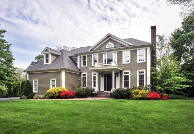 Cohasset MA Single Family Home Contingent: $1,199,000