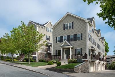 Quincy Single Family Home For Sale: 248 Presidents Lane #4