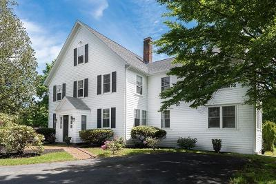 Hingham Single Family Home For Sale: 606 Main