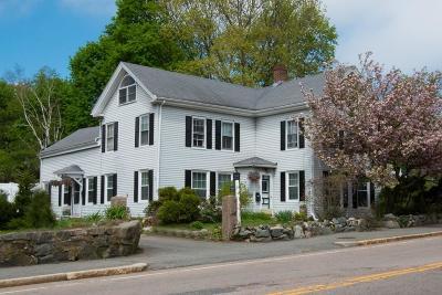 Canton Multi Family Home For Sale: 884 Washington St