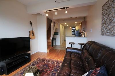 Boston Condo/Townhouse Contingent: 12 Stoneholm #601