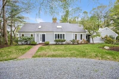 Duxbury Single Family Home Under Agreement: 14 Forge Way
