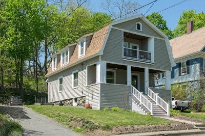 Waltham Single Family Home For Sale: 18 Prentice Street