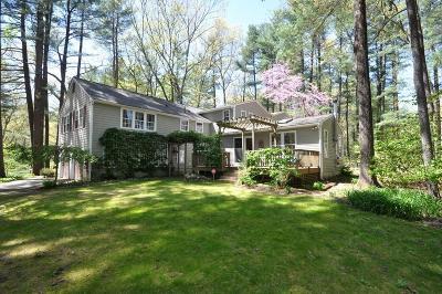 Sudbury Single Family Home For Sale: 12 Rambling Rd
