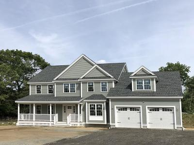 Reading MA Single Family Home For Sale: $1,135,000