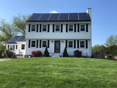 Methuen, Lowell, Haverhill Single Family Home For Sale: 7 Powdermill Road