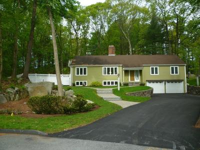 Lynnfield Single Family Home For Sale: 32 Alexandra Rd