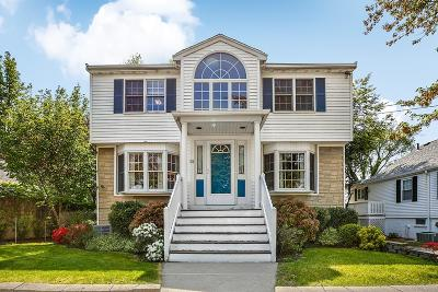 Quincy Single Family Home Under Agreement: 51 Pembroke St