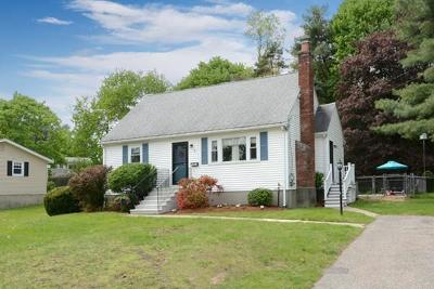 Hudson Single Family Home For Sale: 8 Bexley Dr
