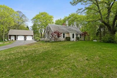Duxbury Single Family Home For Sale: 204 Surplus Street