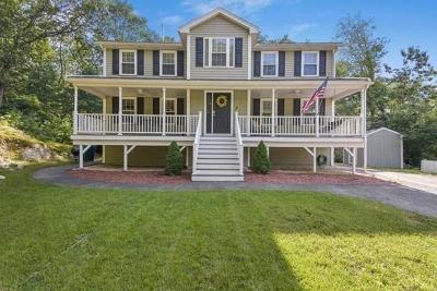 Billerica Single Family Home New: 3 Ledgelawn
