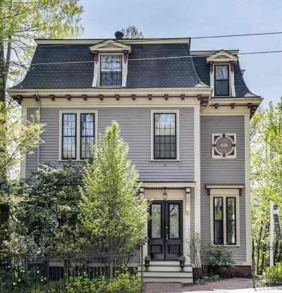 Cambridge Multi Family Home Under Agreement: 52 Concord Avenue