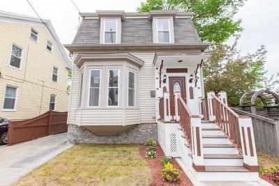 Boston Single Family Home For Sale: 7 Lorenzo St