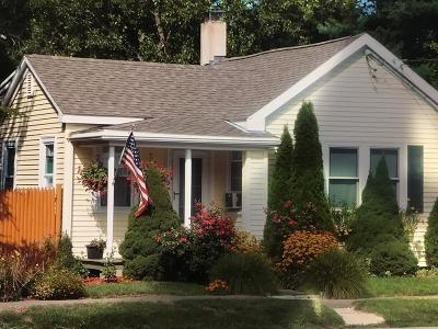 Needham Single Family Home For Sale: 30 Highland Ter