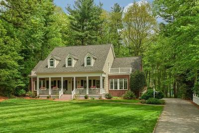 Acton Single Family Home Contingent: 2 Stoneymeade Way