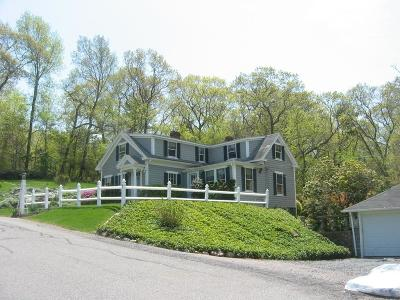 Marshfield Single Family Home For Sale: 10 Dog Ln
