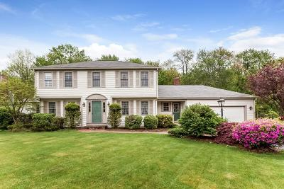 Weymouth Single Family Home For Sale: 83 Lester Lane