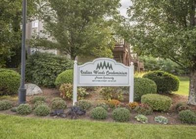 Canton Condo/Townhouse Under Agreement: 3 Indian Woods Way #3