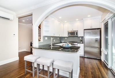 Brookline MA Condo/Townhouse New: $1,099,000