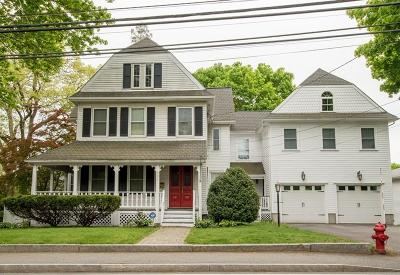 Canton Single Family Home For Sale: 294 Sherman St