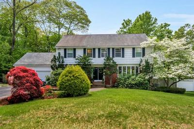 Framingham Single Family Home Under Agreement: 728 Salem End Rd