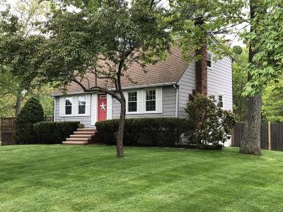 Brockton Single Family Home For Sale: 95 Tosca Dr