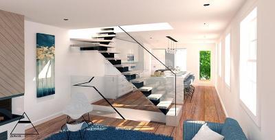 Boston MA Single Family Home For Sale: $2,880,000