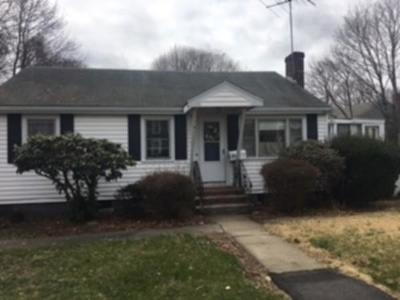 Weymouth Single Family Home Under Agreement: 61 Lovell Street