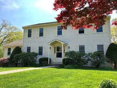 Waltham Single Family Home Contingent: 139 Harrington Road