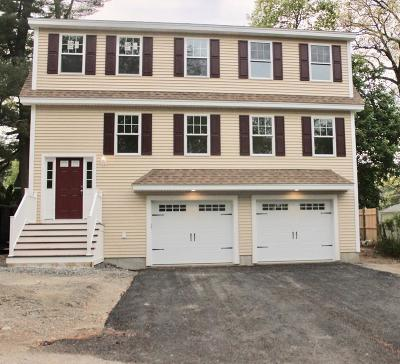 Billerica Single Family Home Under Agreement: 15 Cottage St
