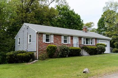 Canton Single Family Home Contingent: 12 Cotter Street