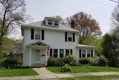 Needham Single Family Home Under Agreement: 64 Plymouth Road