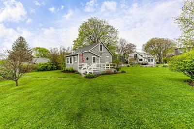 Marshfield Single Family Home Under Agreement: 104 Franklin Street
