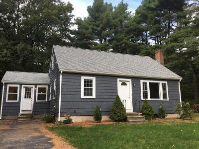 Foxboro Single Family Home For Sale: 250 Mechanic St