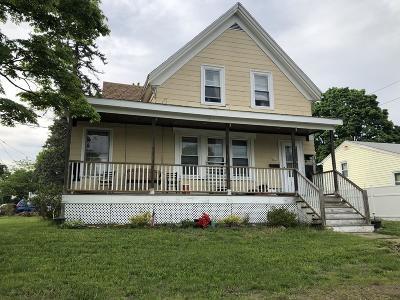 Brockton Single Family Home For Sale: 208 Field