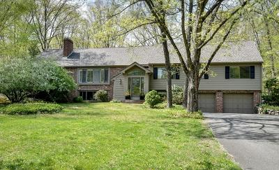 Sherborn Single Family Home For Sale: 9 Wood Rd