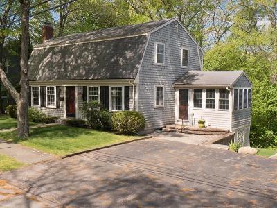 Milton Single Family Home For Sale: 11 Patricia Drive