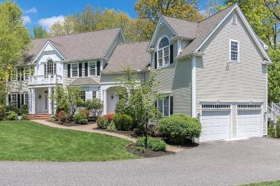 Hopkinton MA Single Family Home For Sale: $995,000