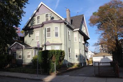 Boston Multi Family Home For Sale: 15 Bicknell St