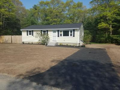 Carver Single Family Home For Sale: 21 Quaker Rd