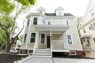 Somerville Condo/Townhouse Contingent: 466-468 Medford St #2