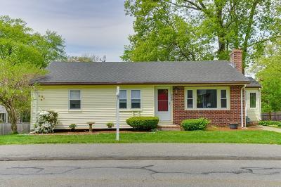 Marlborough Single Family Home Contingent: 712 Stevens St
