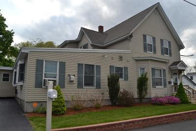 Methuen, Lowell, Haverhill Multi Family Home Under Agreement: 35 Clifton St